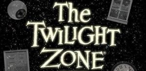 Rod Serling helps me to get back on my feet, by way of, The Twilight Zone.